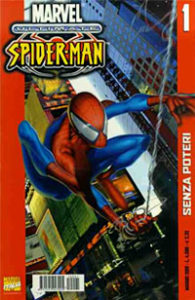 fumetti uomo ragno