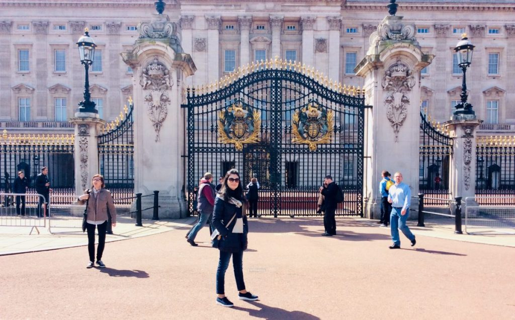 londra palazzo reale