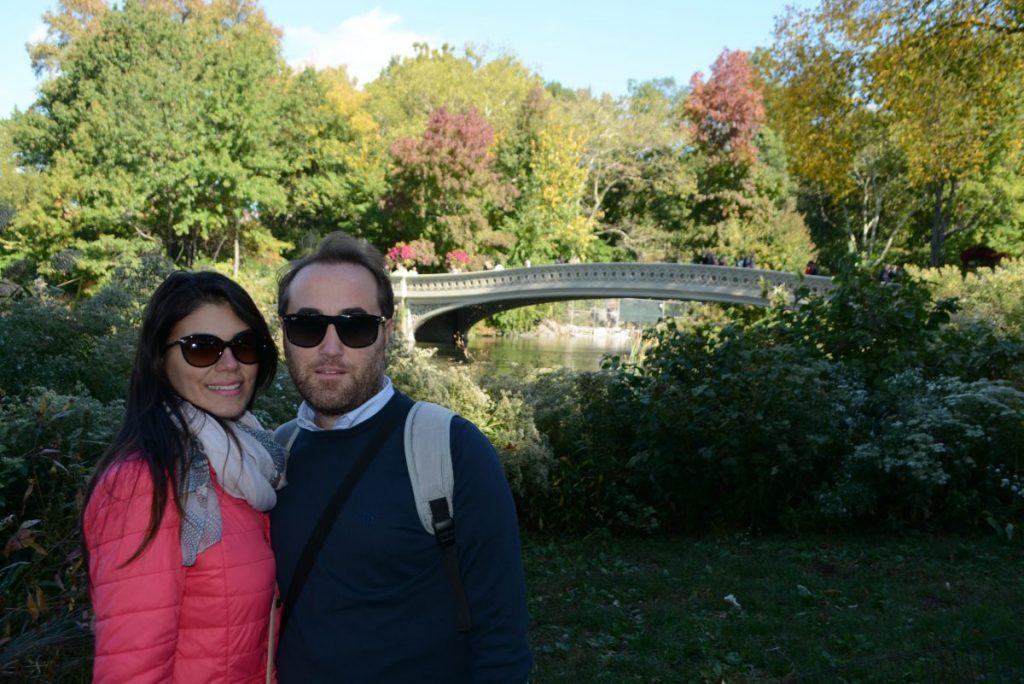new york ponte parco