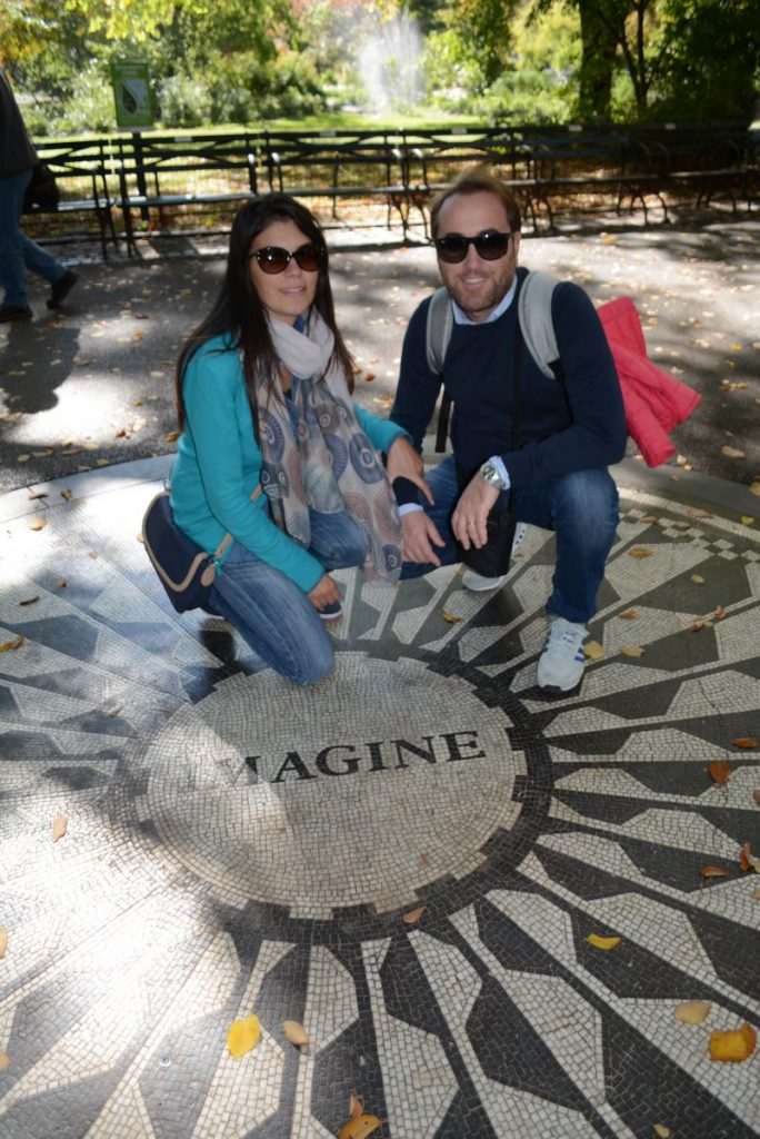 new york memorial mosaico