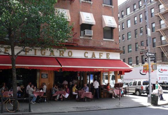 new york locale chiuso