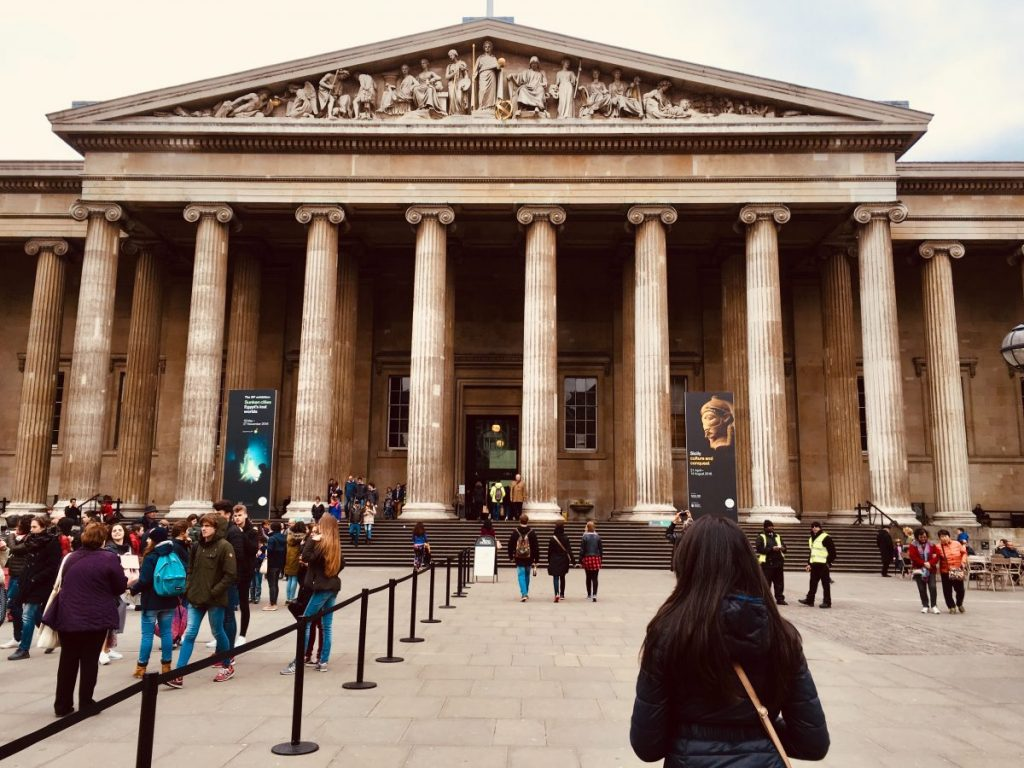 londra british museum