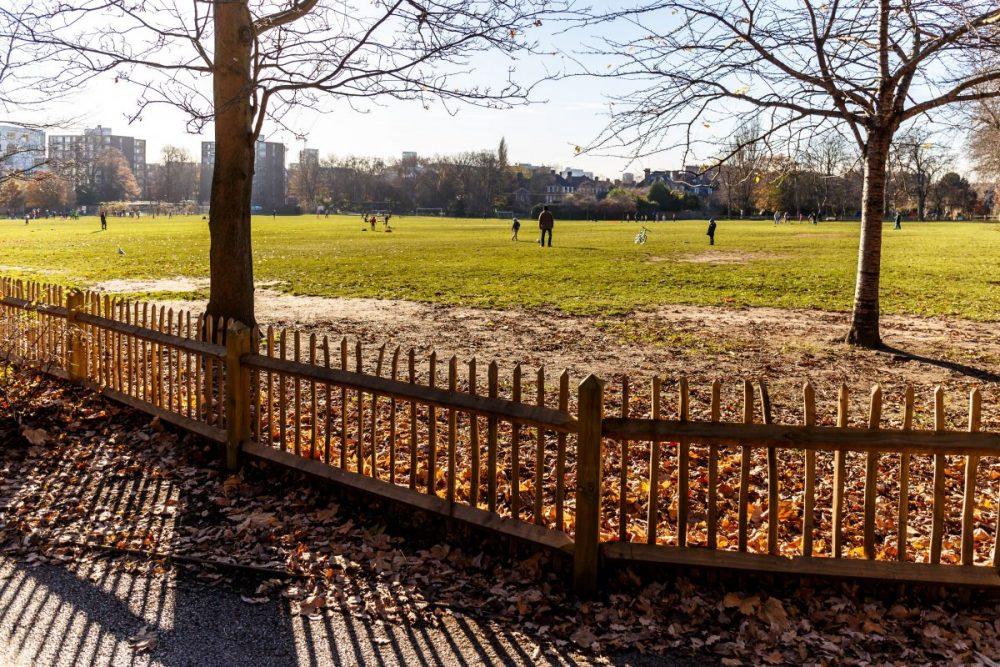 londra parchi verdi