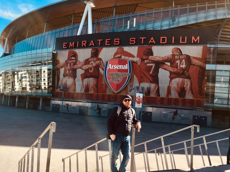 londra stadio arsenal