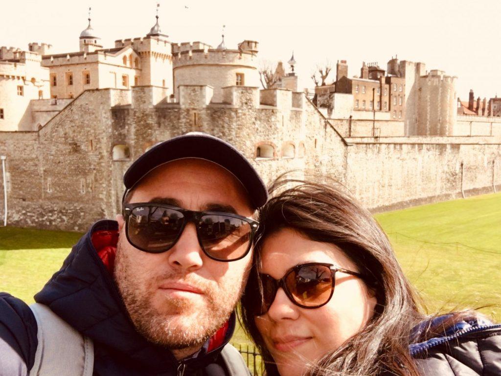londra castello