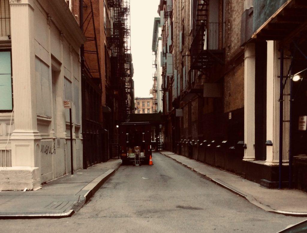 new york strada malfamata