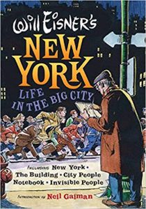 new york fumetti