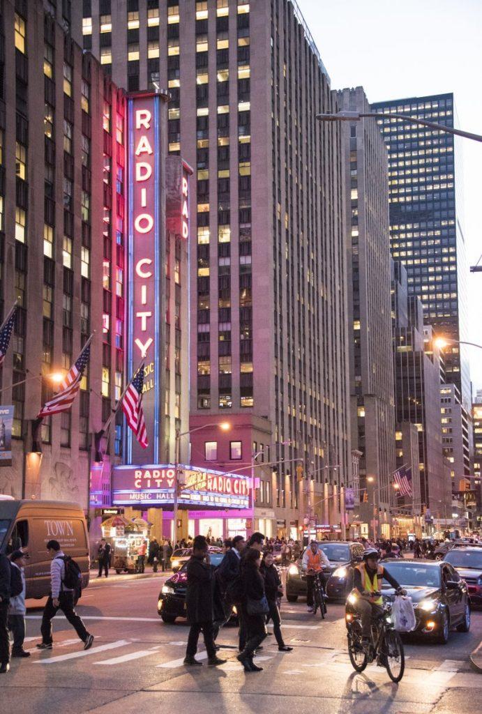 new york teatro
