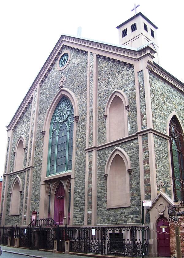 new york chiesa