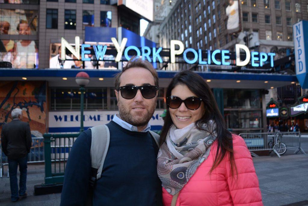 NYPD Manhattan