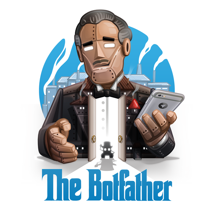 chatbot botfather telegram